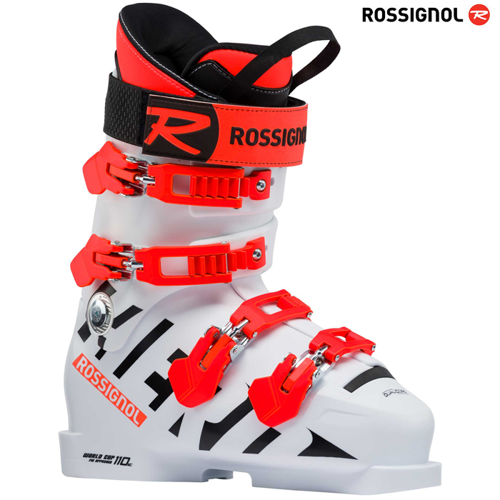 로시놀 스키부츠 ROSSIGNOL HERO WORLD CUP 110 MED(WHT)(18/19)