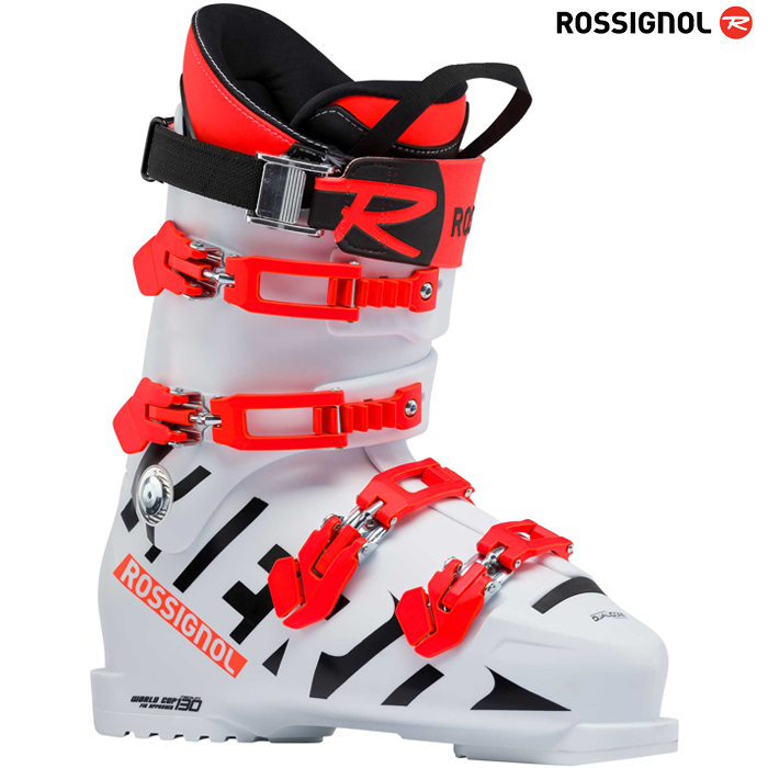 로시놀 스키부츠 ROSSIGNOL HERO WORLD CUP 130 MED(WHT)(18/19)