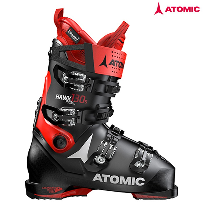 아토믹 스키부츠 ATOMIC HAWX PRIME 130 S (Bk/Re) (18/19)