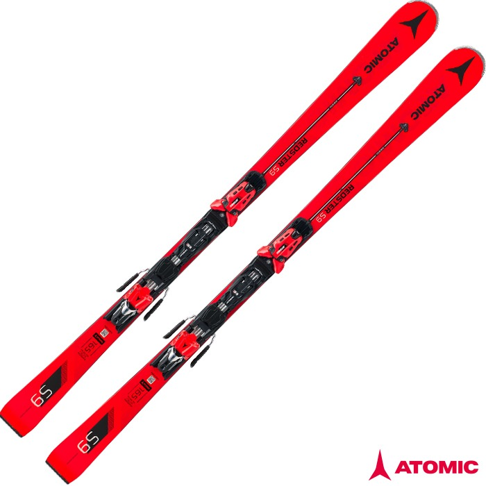 아토믹 스키 ATOMIC REDSTER S9 Servotec + X 14 TL-RS OME Red (18/19)