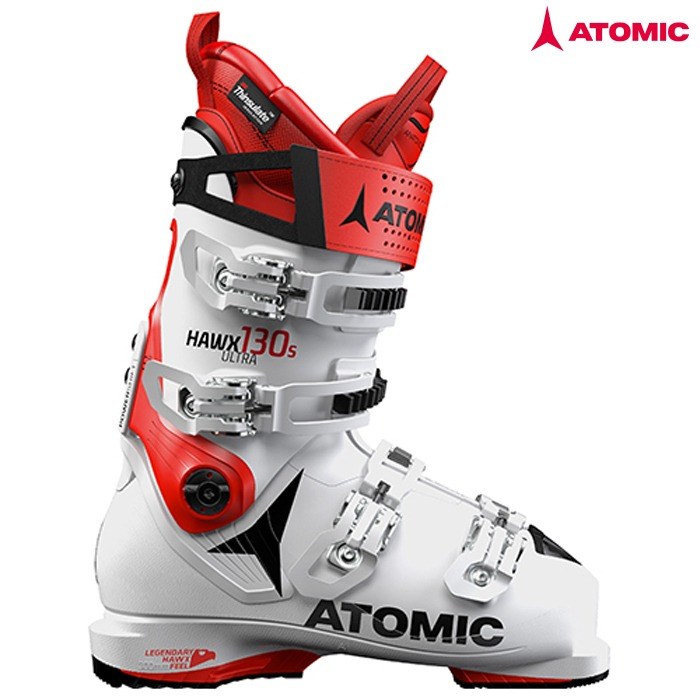아토믹 스키부츠 ATOMICHAWX ULTRA 130 S (Wh/Re) (18/19)