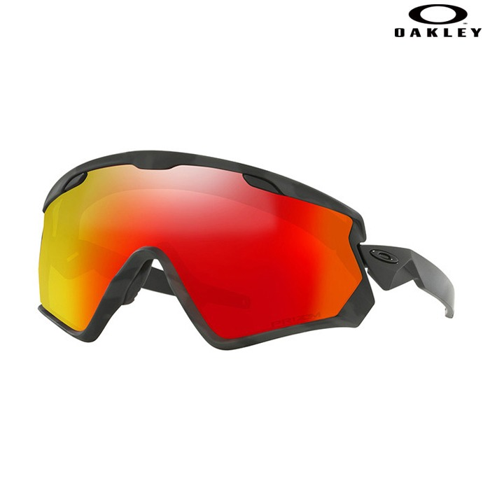 오클리 스키고글 OAKLEY WJ 2.0 Night Camo w/ PRIZM Snow Torch(18/19)