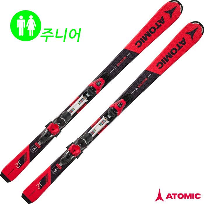 아토믹 주니어 스키 ATOMIC REDSTER J2 ETM  + E L 7 Red (18/19)