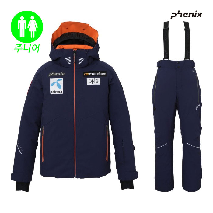 피닉스 주니어 스키복 PHENIX Norway Alpine Team Jr (DN) (19/20)